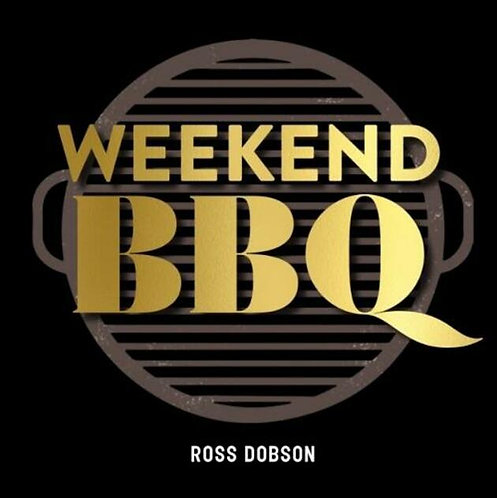 Weekend BBQ Book