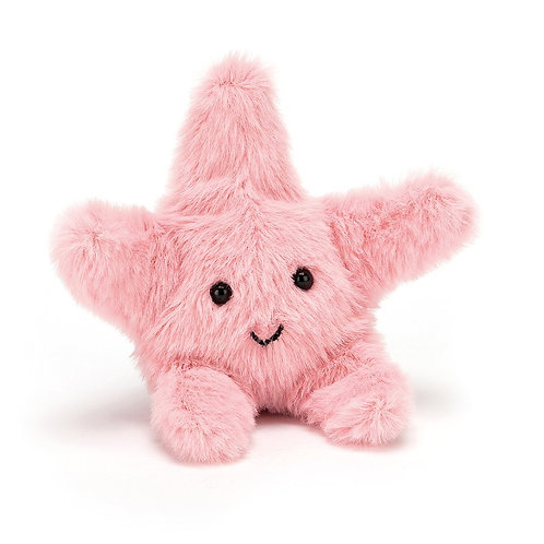 Jellycat Mini Fluffy Starfish