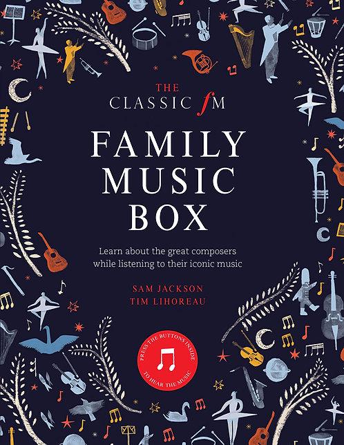 Classic FM Family Music Box