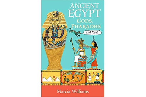 Ancient Egypt: Gods, Pharaohs And Cats Book