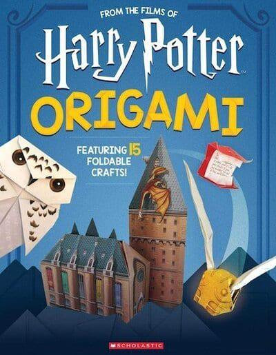 Harry Potter Origami Book
