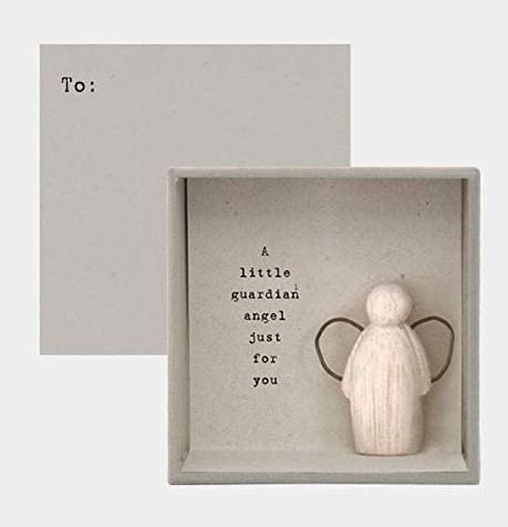 Boxed Guardian Angel - Just For You