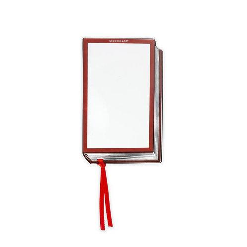 Fresnel Book Magnifier