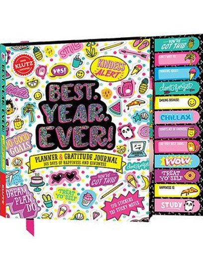 Best Year Ever Gratitude Journal And Planner
