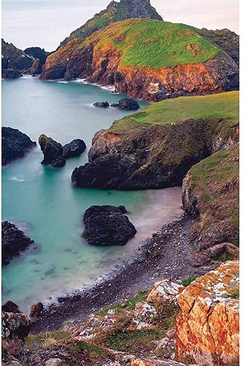 2021 National Trust Coast And Countryside Slim Calendar