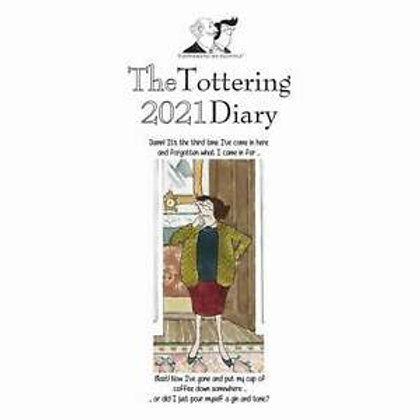 2021 Tottering By Slim Diary