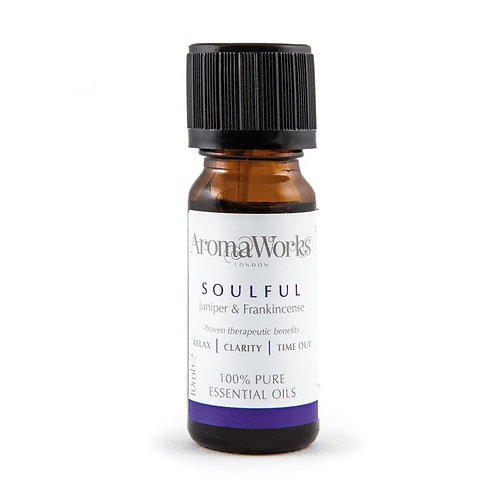 Aromaworks Essential Oil Soulful