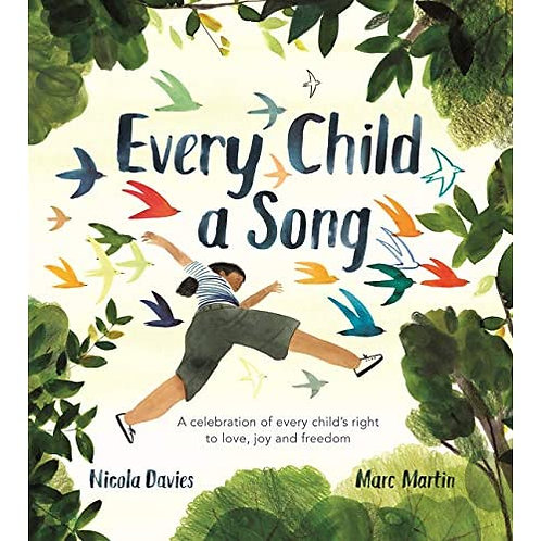Every Child a Song Book (Hardback)