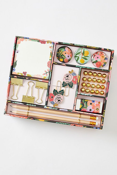 Rifle Paper Co Garden Party Tackle Box