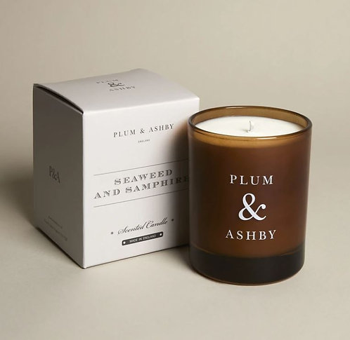 Seaweed & Samphire Scented Candle