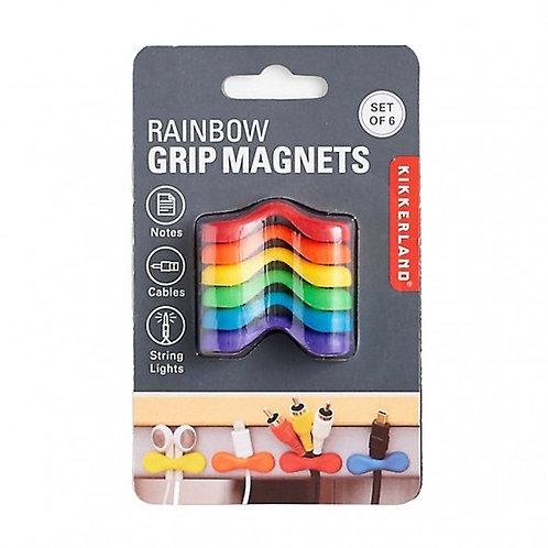 Rainbow Grip Magnets