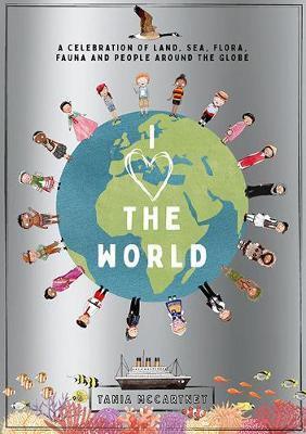 I Heart the World Book