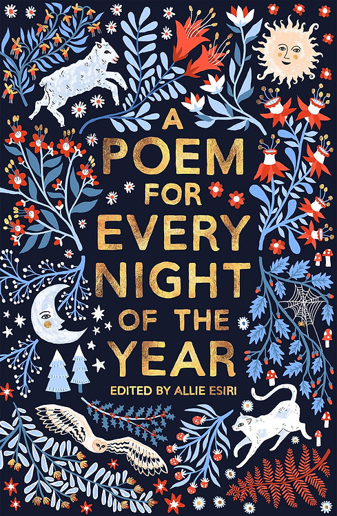 A Poem for Every Night of the Year Book