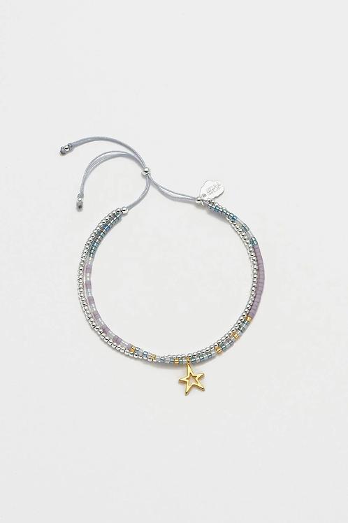 Estella Bartlett Phoebe Open Star Bracelet