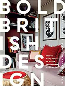 Bold British Design Book
