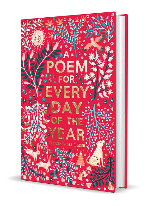 A Poem for Every Day of the Year Book