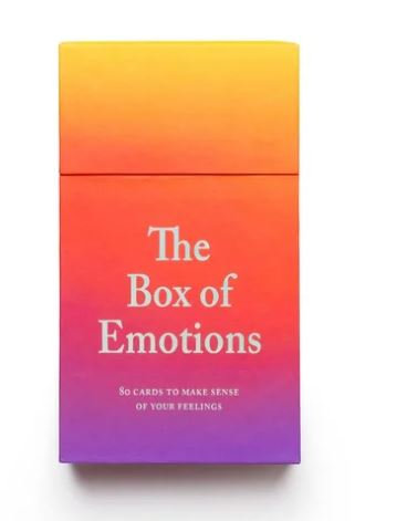 Box of Emotions Cards
