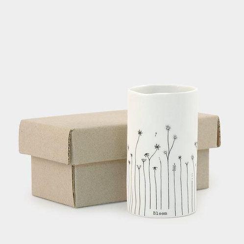 East of India Bloom porcelain Vase