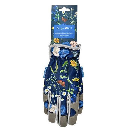 British Meadow RHS Ladies Gardening Gloves
