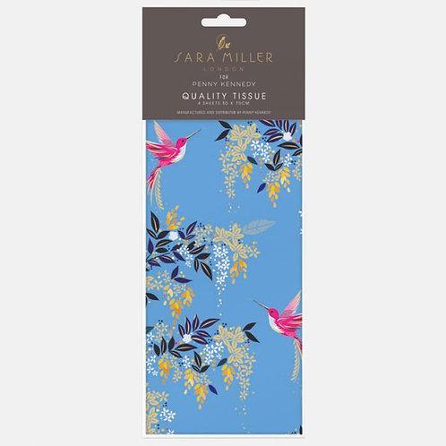 Sara Miller Hummingbird Tissue