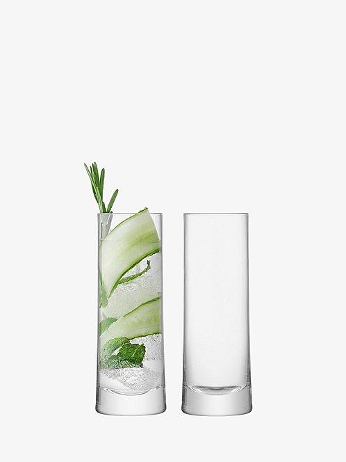 LSA Highball Gin Glasses Set Of 2