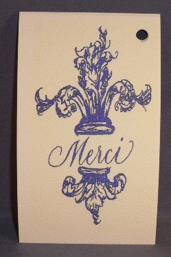 Blue Merci Sentiment Tags