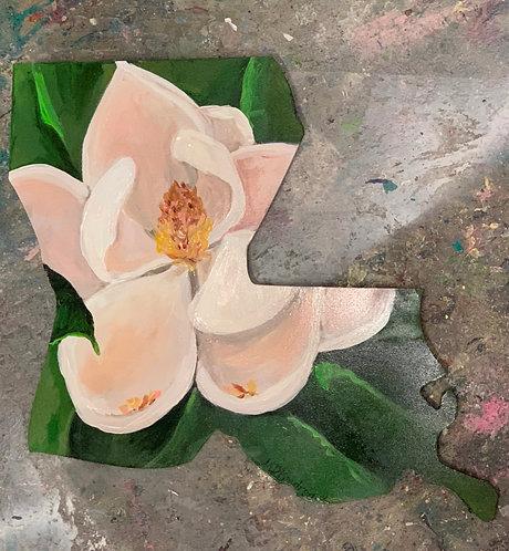 Magnolia on Green
