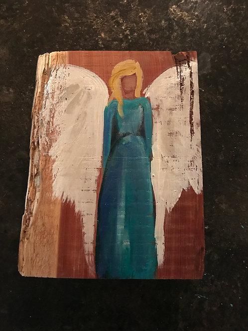 Small Angel on Cedar