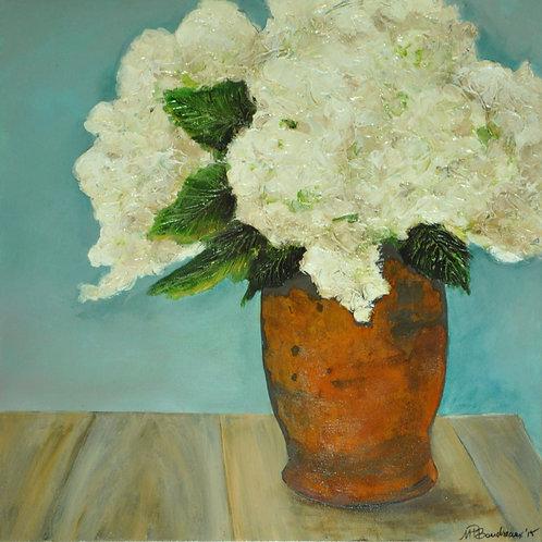 Flowers on Table I