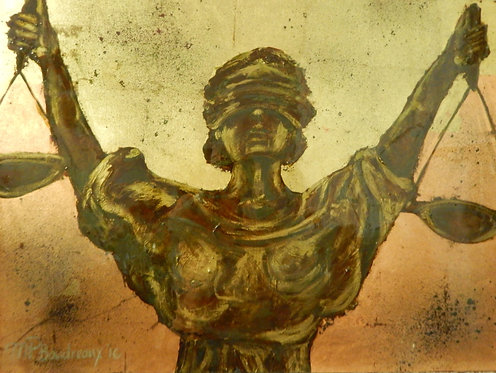 Lady Justice I
