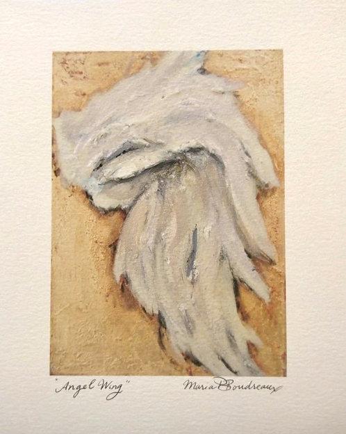 """Angel Wing"" - Artist Enhanced"