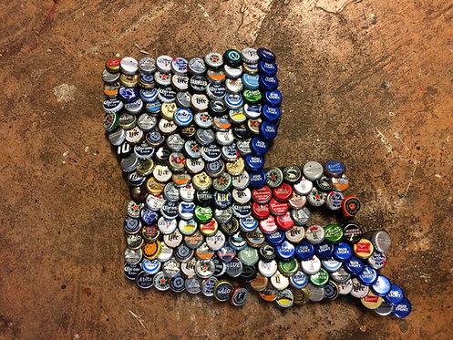Louisiana State Bottlecap