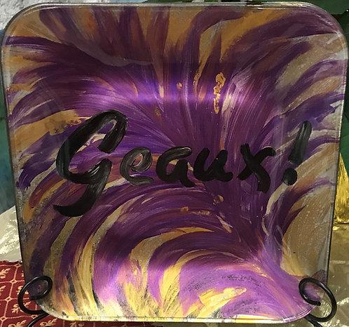 """""""Geaux"""" Platter"""