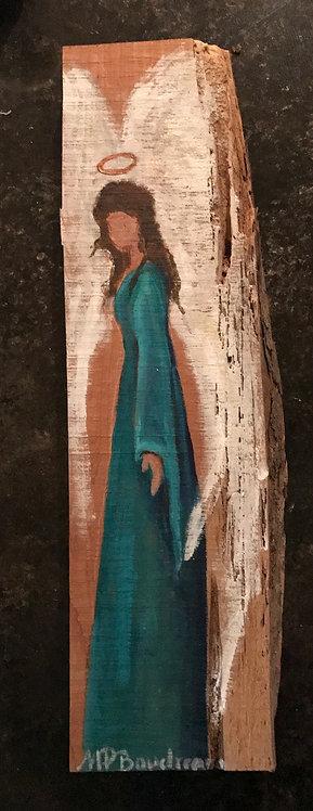 Tall Angel on Cedar