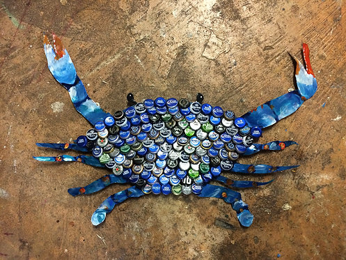 Blue Boiled Crab