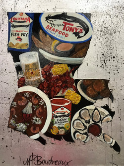 Tony's Seafood Taste of Louisiana