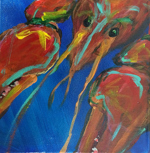 Crawfish IV