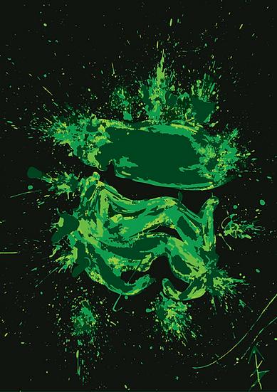 Stormtrooper - Green