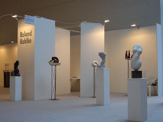 Ausstellung Roland kahlke