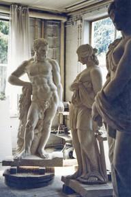 Herkules ( insgesamt 4 Figuren)