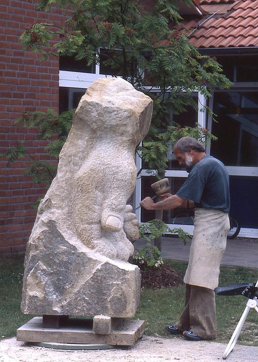 Skulptur für Kindergarten