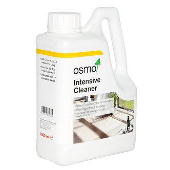 intensive cleaner wood floors oiled