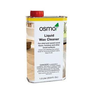 liquid wax cleaner oiled floors