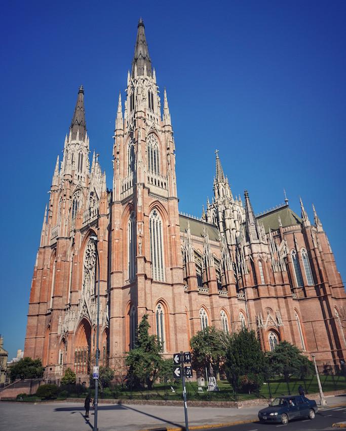 Kathedrale von La Plata