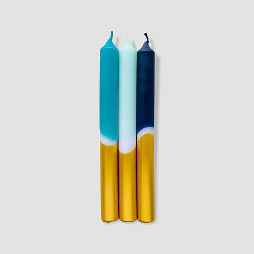 Dip Dye Xmas * Frosty blue