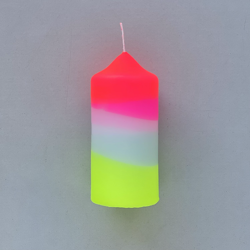 Dip Dye Neon * Lollipop Lighthouse