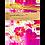 Thumbnail: Lama-Anhänger Jungle violett