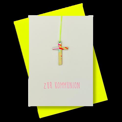 Zur Kommunion * Kreuz