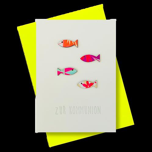 Zur Kommunion * Fischschwarm
