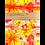 Thumbnail: Herzerl-Anhänger orange